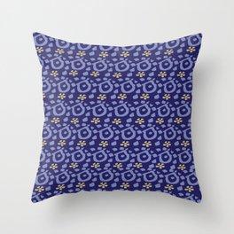 Deborah's Braids  Throw Pillow