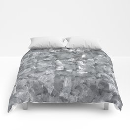 Crystals of ice Comforters