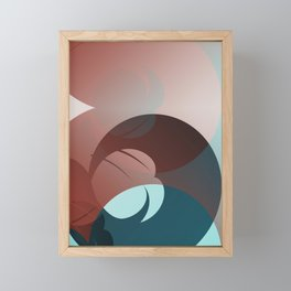 5819 Framed Mini Art Print