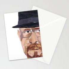 Walter White Collage Stationery Cards