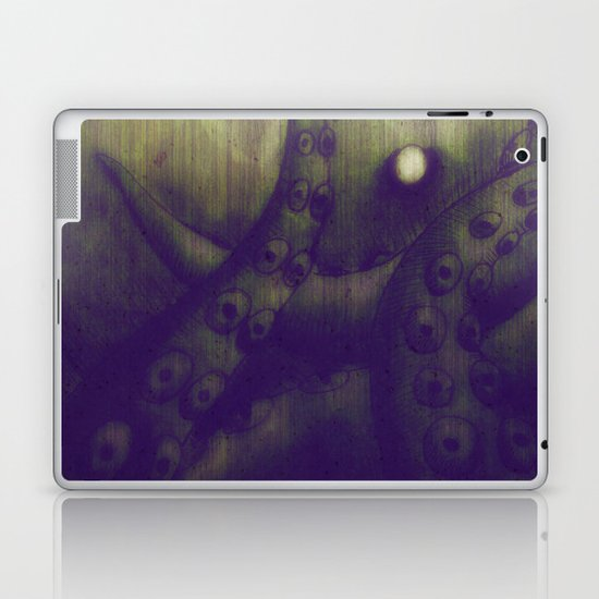 Ooli Sea Laptop & iPad Skin