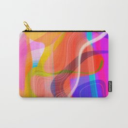 Digital Abstract #2 Carry-All Pouch