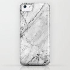 Marble iPhone 5c Slim Case