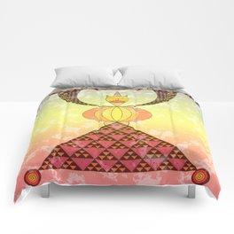 El de timanfaya Comforters