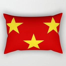 sutherland flag Rectangular Pillow
