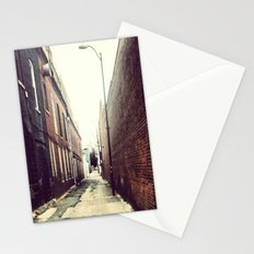Diagonal Alley Stationery Cards