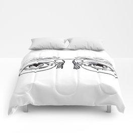 Glasses 3 Comforters