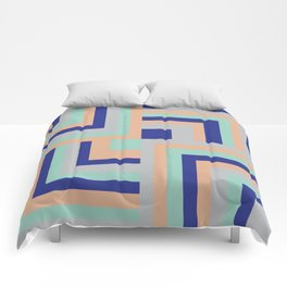 Four Squared Comforters