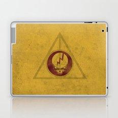 Grateful Deathly Hallows Laptop & iPad Skin