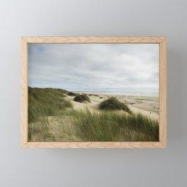 Peaceable Shore Framed Mini Art Print