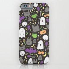 Kawaii Halloween - Black Slim Case iPhone 6s