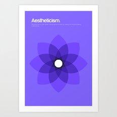 Aestheticism Art Print