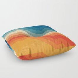 Barricade Floor Pillow