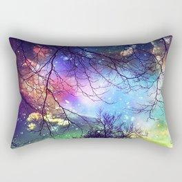 look to the stars Rectangular Pillow