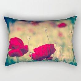 Keokea Poppy Dreams Rectangular Pillow