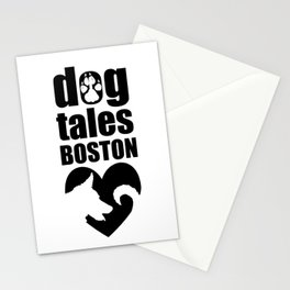 DogTales Boston Extended Logo Stationery Cards