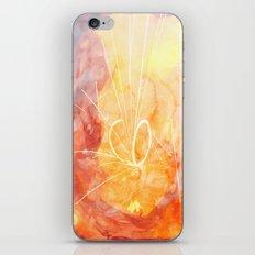 WATERCOLOURS iPhone & iPod Skin