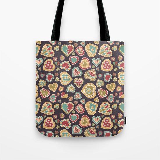 I Heart Doodling Tote Bag