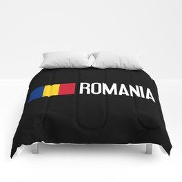Romania: Romanian Flag & Romania Comforters