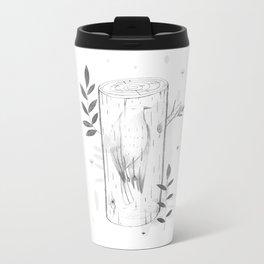 tree of life 3 Metal Travel Mug