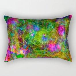 Underwater Shaman (The Twilight Zone) Rectangular Pillow
