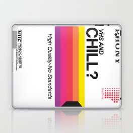 VHS and Chill Laptop & iPad Skin