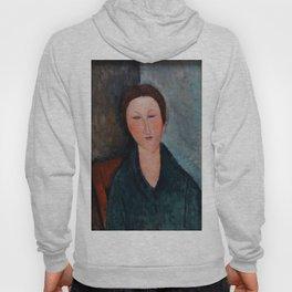 "Amedeo Modigliani ""Buste de jeune fille (Mademoiselle Marthe)"" Hoody"