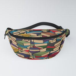The Book Collector Fanny Pack
