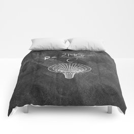 Black Hole Maxwell's Equations Comforters
