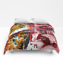 Exquisite Corpse: Round 5 Comforters