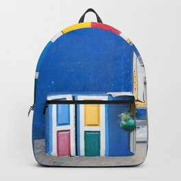 Colorful Indian Door Backpack
