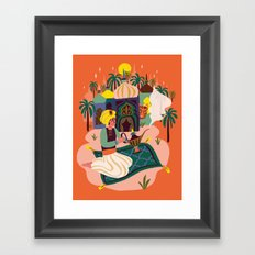 Aladdin Framed Art Print