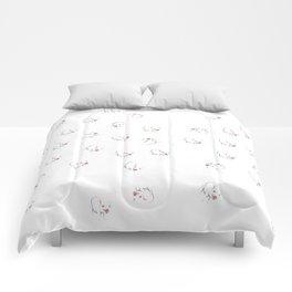 Happy Pig Comforters