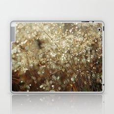 Autumn dew Laptop & iPad Skin