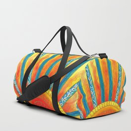 Sunny with Zero Chance of Clouds Duffle Bag
