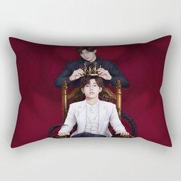 King Sunggyu Rectangular Pillow
