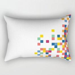 Squares II Rectangular Pillow