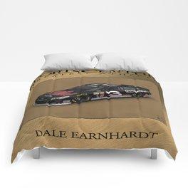 My #DaleEarnhardtSr Daytona win art. Comforters