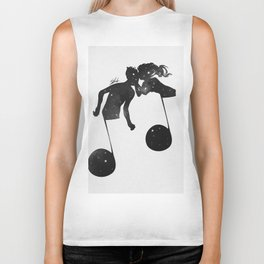 When love meets music. Biker Tank