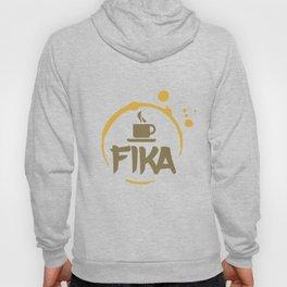 Sweden FIKA Coffee break Break Coffee party Vesper Siesta Hoody