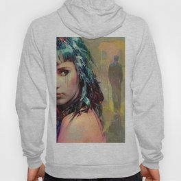 Tell me that he left for one other than I, but not because of me Hoody
