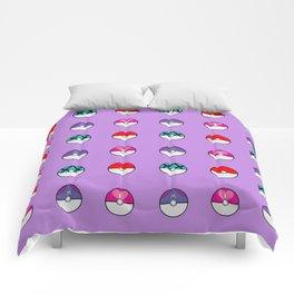 Pastelball Comforters