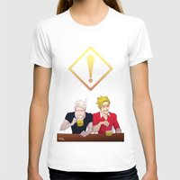 hetalia T-shirts featuring APH: Beer Friends by Jackce