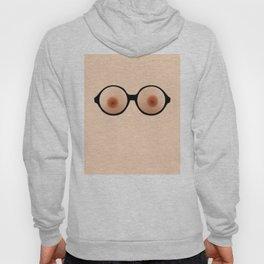 Tittie glasses Hoody