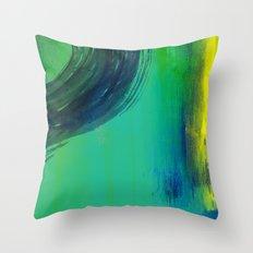 paint 1 Throw Pillow