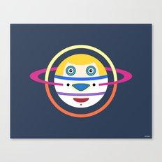 Spaceman 4 Canvas Print
