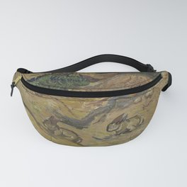 Landscape with Rabbits Fanny Pack