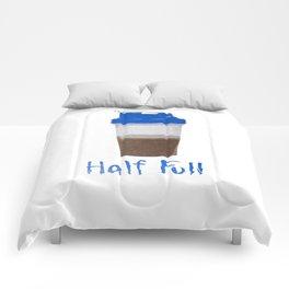 Half Full Comforters