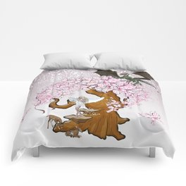 Fantasy Innocence Interrupted  Comforters