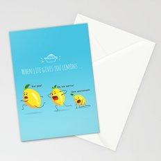 LemonAID Stationery Cards